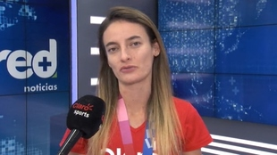 Lorena Arenas en entrevista con MARCA Claro Colombia.