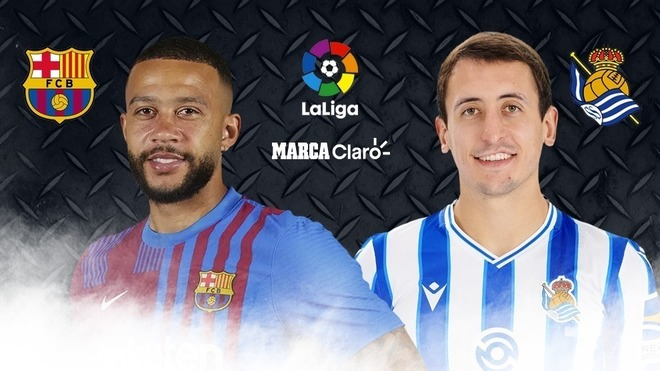 Resumen, resultado y goles de Barcelona vs Real Sociedad: partido ...