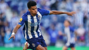 Luis Díaz protagonista en el partido entre Porto contra el Marítimo