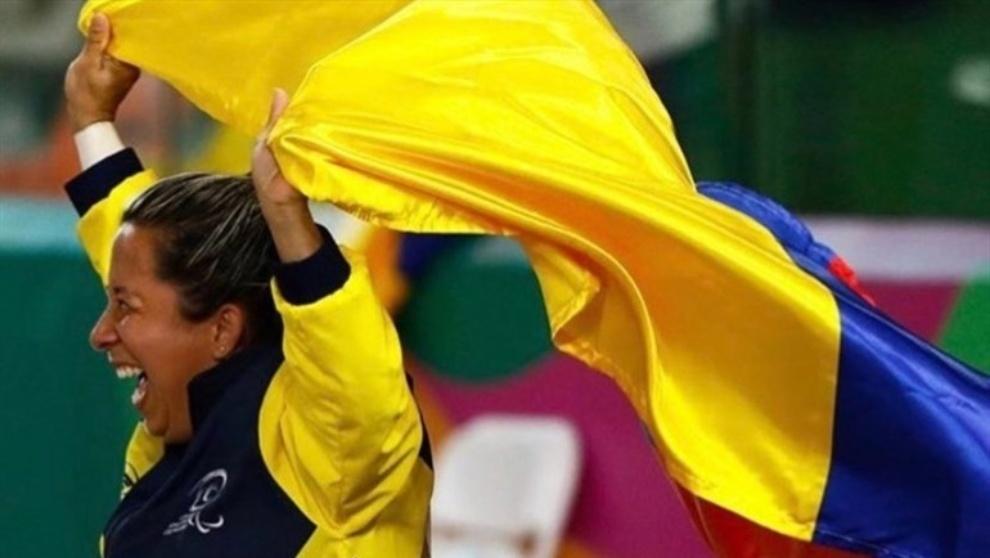 Juegos Paralímpicos Tokio 2020: Mayerli Buitrago gana medalla de plata para  Colombia en los Juegos Paralímpicos Tokio 2020 | MARCA Claro Colombia