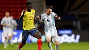Colombia vs Argentina - Copa América 2021