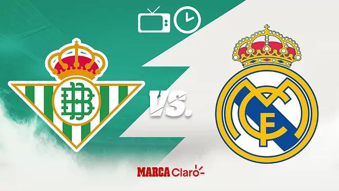 Betis vs Real Madrid, en vivo el partido por la fecha 3 de LaLiga