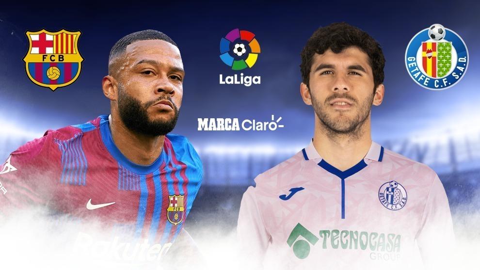 Barcelona vs Getafe, en vivo el partido por la fecha 3 de LaLiga
