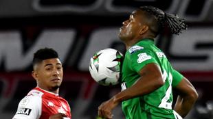 Nacional vs Santa Fe, una de las llaves de la Copa BetPlay Dimayor.