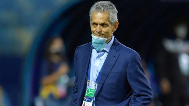 Reinaldo Rueda, director técnico de la Selección Colombia.