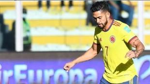 Andrés 'Rifle' Andrade - Selección Colombia