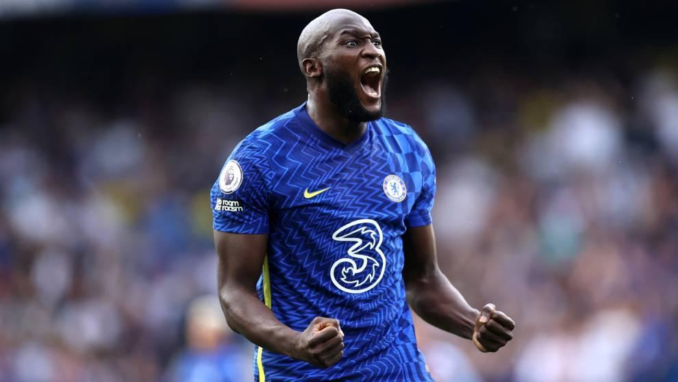 Lukaku somete al Aston Villa y coloca al Chelsea en lo más alto de ...