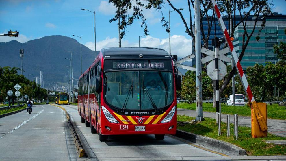Pico y placa en Bogotá para esta semana.