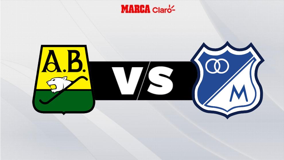 Bucaramanga vs Millonarios, en vivo el partido por la fecha 9 de la ...