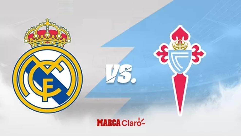 Resumen, resultado y goles de Real Madrid vs Celta de Vigo, el ...