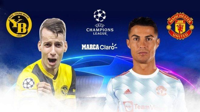 Young Boys vs Manchester United: en vivo por la Champions ...