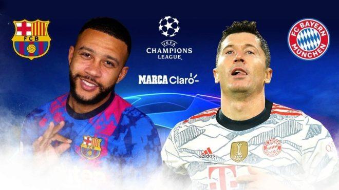Barcelona vs Bayern Múnich, en vivo la Champions League ...