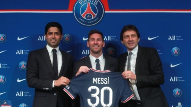 Messi, the d