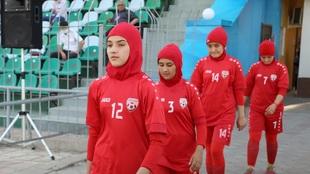 Selección juvenil de fútbol femenino.
