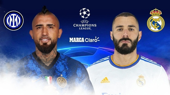 Inter de Milán vs Real Madrid, en vivo la Champions League ...