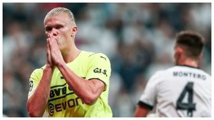 El Borussia Dortmund triunfó en Turquía en su estreno en Champions.