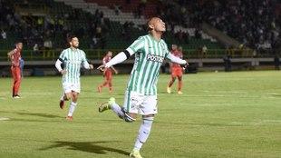 Jarlan Barrera en Atlético Nacional