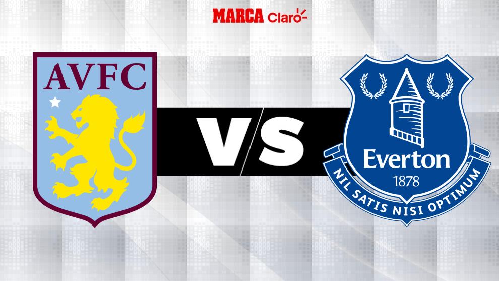 Resumen, resultado y goles de Aston Villa vs Everton: partido por la ...