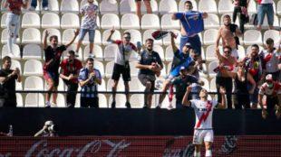 Radamel Falcao debuta con gol en su vuelta a LaLiga