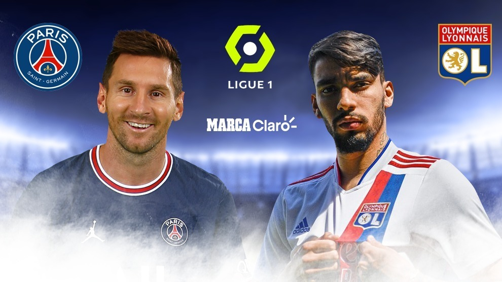PSG vs Lyon, en vivo: partido de la jornada 6 en la Ligue 1 de ...