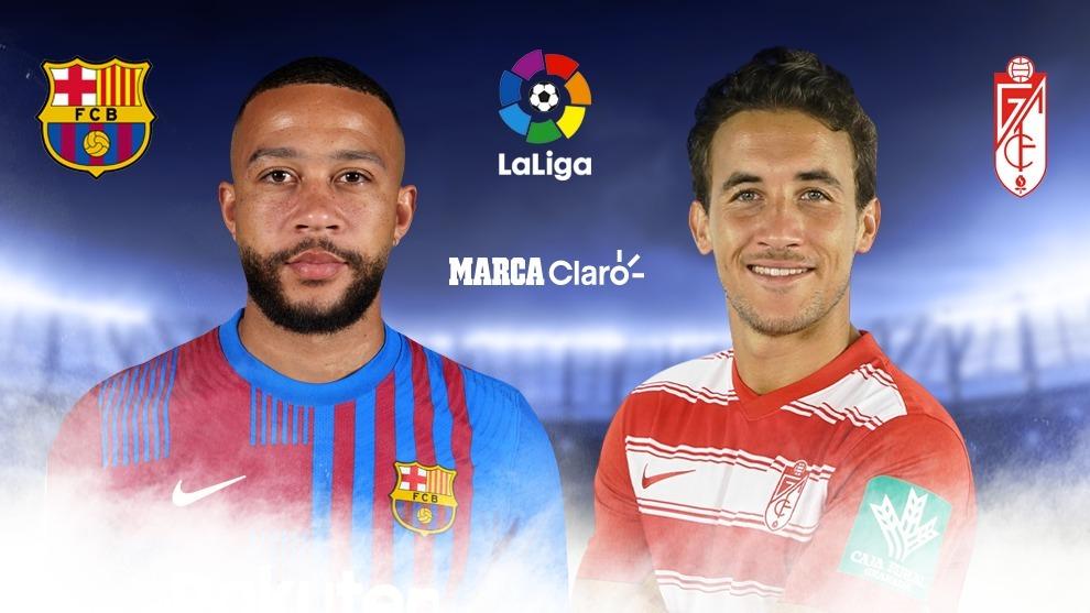 Barcelona vs Granada, en vivo el partido por la fecha 5 de LaLiga