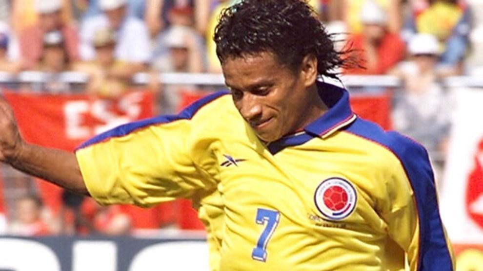 Antony de Ávila en la Selección Colombia