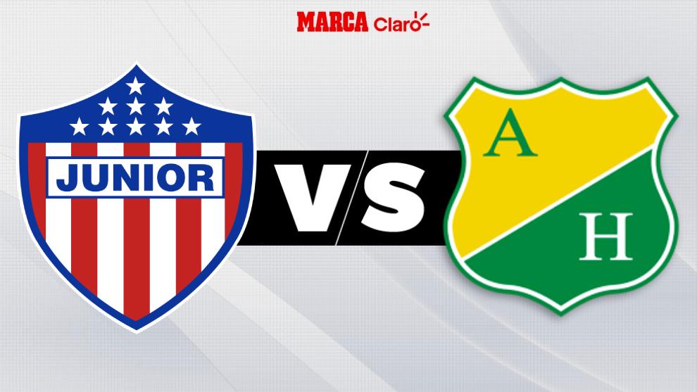 Junior vs Huila, en vivo: partido por la fecha 8 de la Liga BetPlay ...