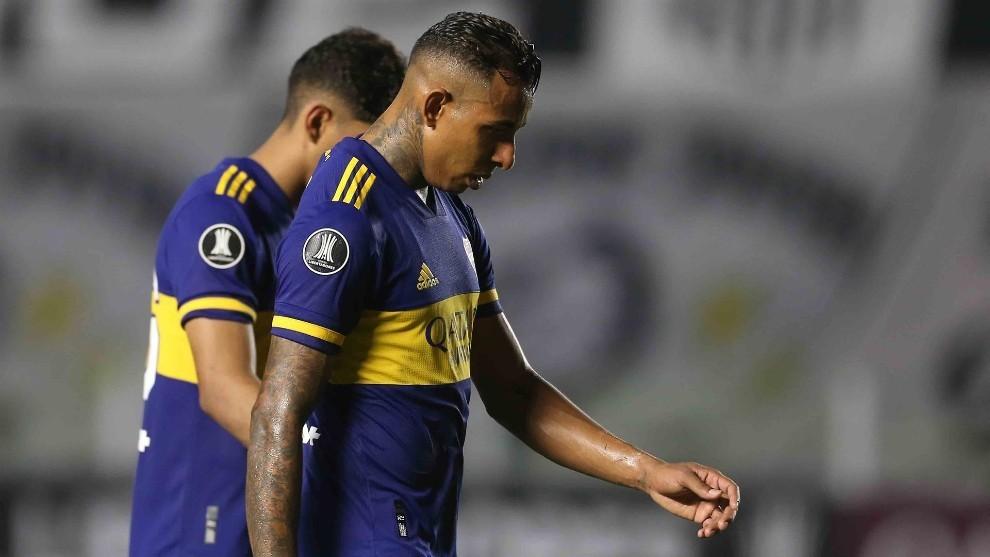 Sebastián Villa en Boca Juniors