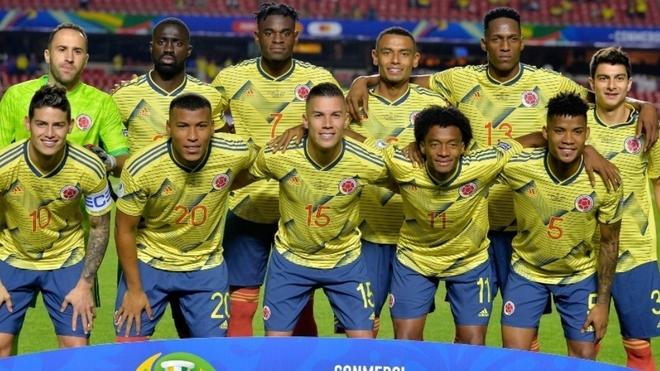 Selección Colombia alistas los partidos de Eliminatorias en octubre.