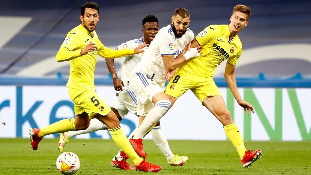 En un partido sin brillo, Real Madrid y Villarreal empatan sin goles