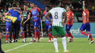 Nacional empata 1-1 con Pasto en la fecha 11 de la Liga Betplay