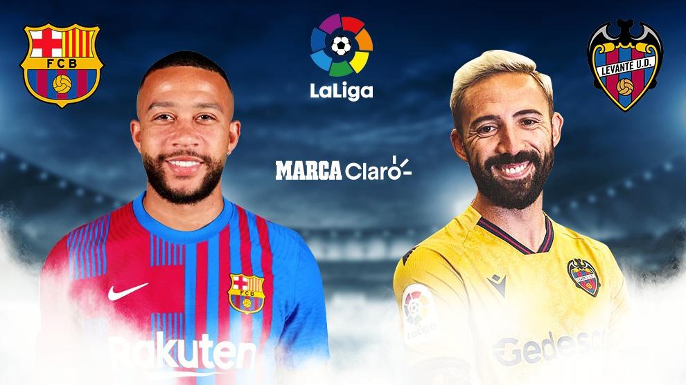 Barcelona vs Levante, en vivo: partido por la jornada 7 de LaLiga de ...