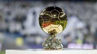 Balón de Oro a mejor jugador.