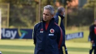 Reinaldo Rueda en la Selección Colombia