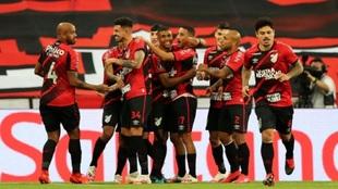 Atlético Paranaense, finalista de Copa Sudamericana