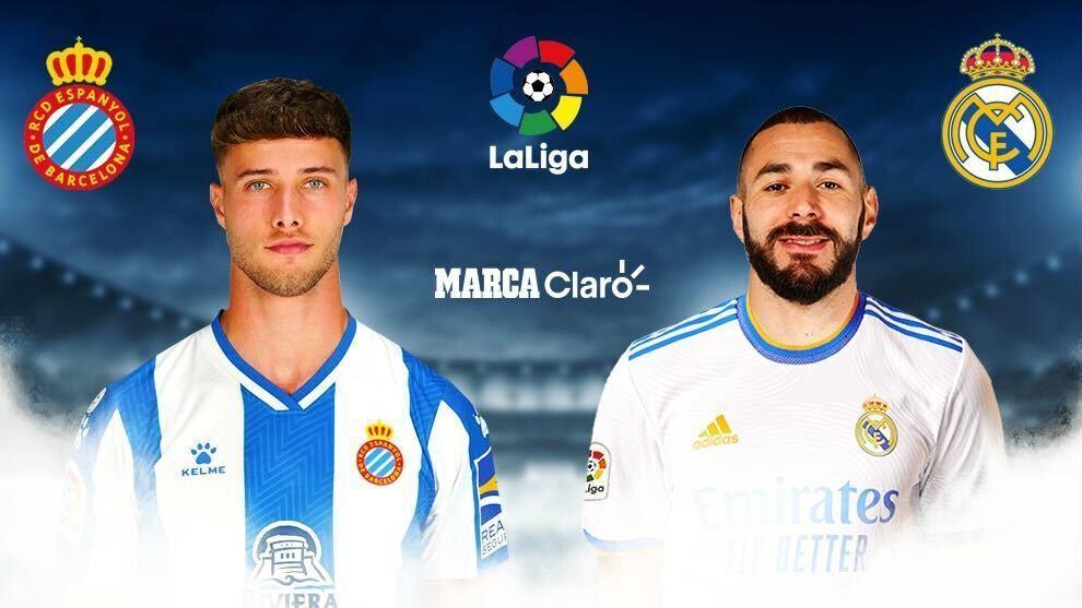 Espanyol vs Real Madrid, resumen y goles del partido de la jornada ...