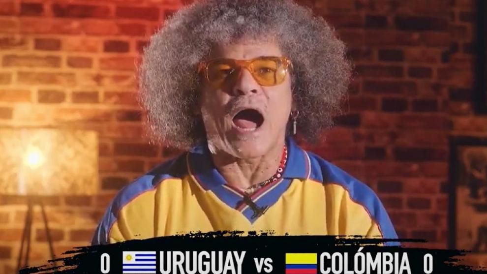 La crítica de El Pibe Valderrama a la Selección Colombia tras el...