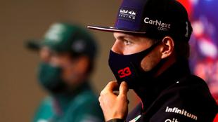 Max Verstappen, piloto de Red Bull.