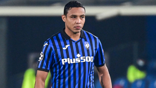 La operación que llevaría a Luis Fernando Muriel a la Juventus.