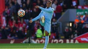 Raheem Sterling jugador del Manchester City