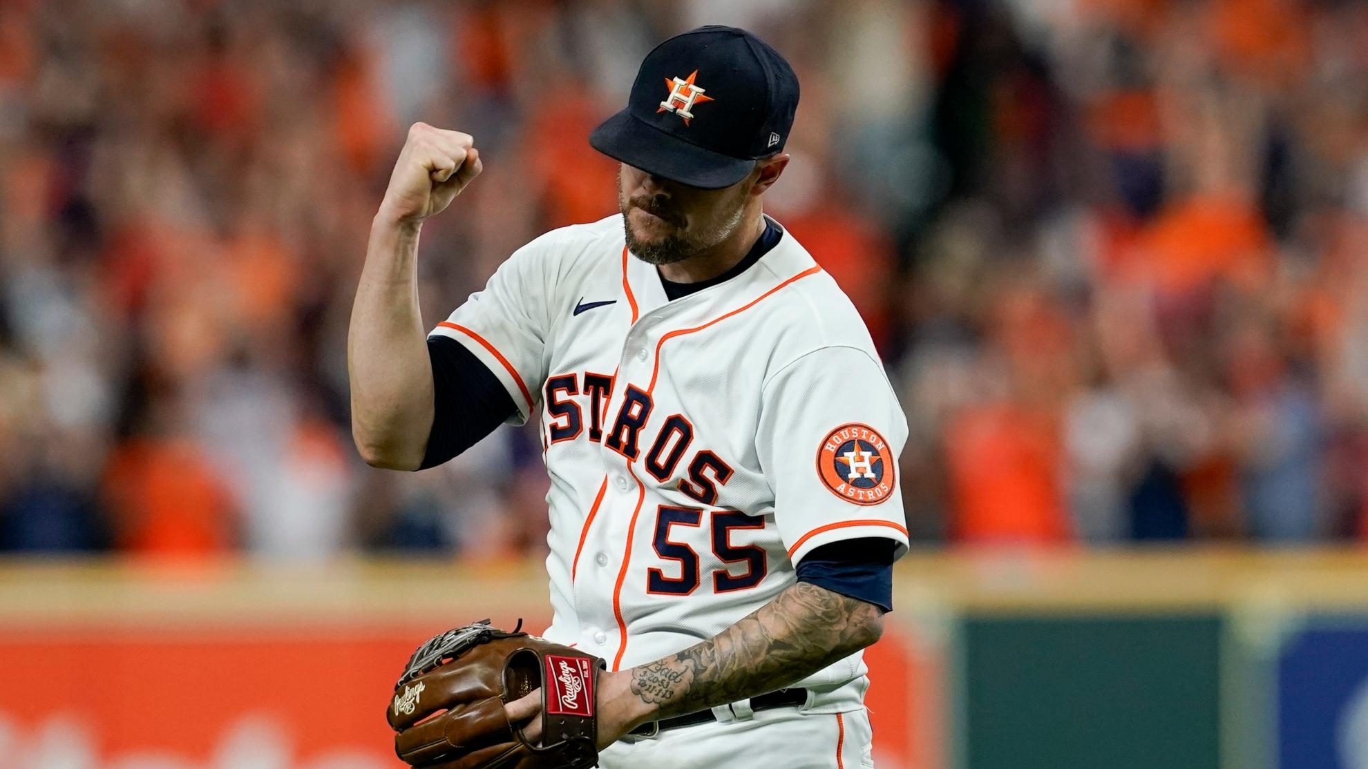 Los Astros brillan y firman la primera victoria de la serie