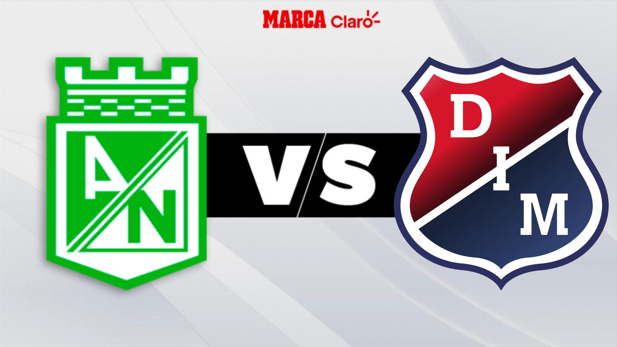 Atlético Nacional vs Independiente Medellín, resumen y goles del ...