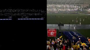 La semifinal de Copa Betplay entre Pereira y TOlima se suspendió dos...