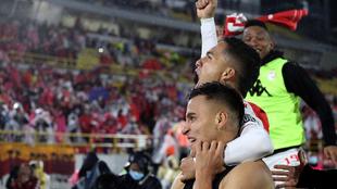 Santa Fe vence 3-2 a américa y se corona campeón de la Superliga...