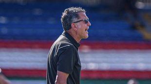 Juan Carlos Osorio, técnico de América