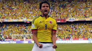 Abel Aguilar en la Selección Colombia