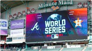 Houston Astros vs Atlanta Braves, todo listo para la gran final.