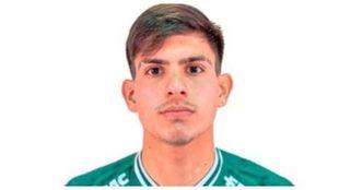 Gonzalo Durañy, el jugador que fue agredido